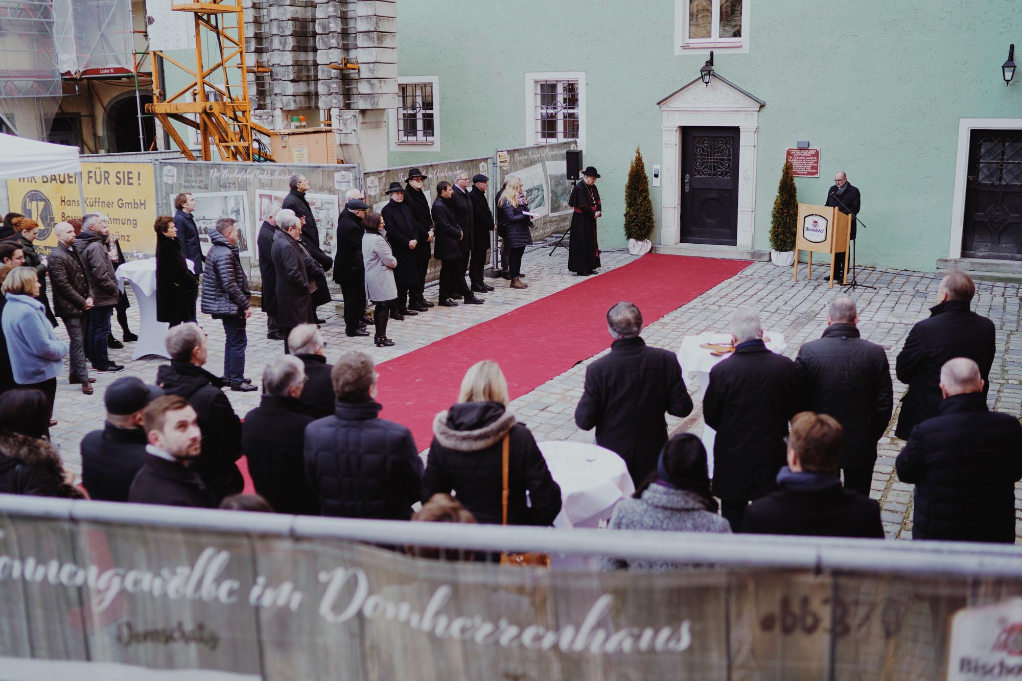 Segnung-Domherrenhaus